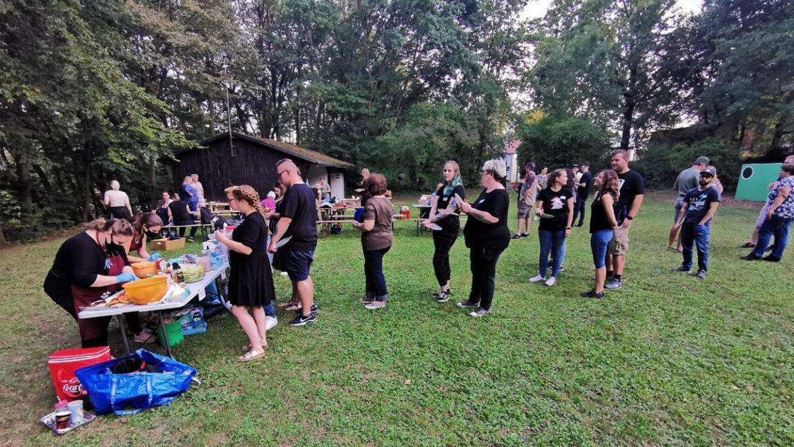Unser Vereinsgrillfest