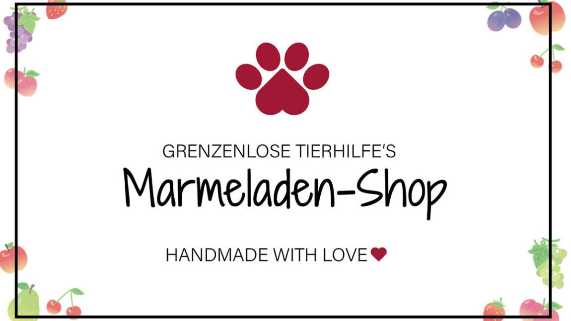 Ab sofort geöffnet: Unser Marmeladen-Shop