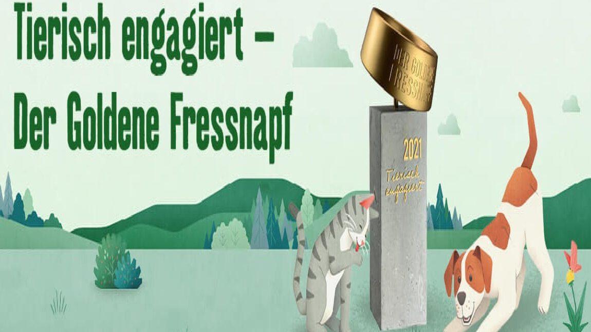 Goldener Fressnapf 2021